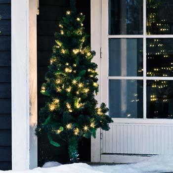 Sirius Garland juletræ. 150 cm. højt med 160 LED